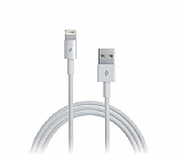 TTEC Lightning USB Beyaz Data Kablosu 1m