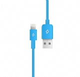 TTEC Lightning USB Mavi Data Kablosu