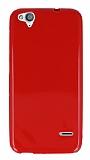 Turkcell T60 Kırmızı Silikon Kılıf
