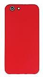 Turkcell T70 Ultra Mat Mat Kırmızı Silikon Kılıf