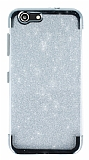 Turkcell T70 Simli Silver Silikon Kılıf