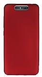 Turkcell T80 Mat Kırmızı Silikon Kılıf