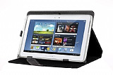 Universal 10 inç Tablet Siyah Deri Kılıf