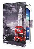 Universal 8 inch London Standlı Cüzdanlı Deri Kılıf