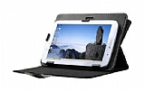Universal 8 inç Tablet Siyah Deri Kılıf