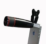 Universal Siyah Ayarlanabilir Kamera Lensi