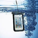 Universal XL Su Ge�irmez Siyah Cep Telefonu K�l�f�
