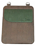 Veggieg Omuz Ask�l� Kahverengi Deri Tablet K�l�f