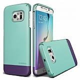 Verus 2LINK Samsung Galaxy S6 Edge Mint Berry Kılıf
