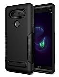 Verus Carbon Fit LG V20 Ultra Koruma Siyah Kılıf