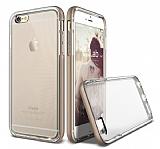 Verus Crystal Bumper iPhone 6 / 6S Shine Gold Kılıf