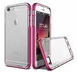 Verus Crystal Bumper iPhone 6 / 6S Hot Pink Kılıf