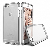 Verus Crystal Bumper iPhone 6 Plus / 6S Plus Light Silver Kılıf