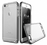 Verus Crystal Bumper iPhone 6 Plus / 6S Plus Steel Silver Kılıf