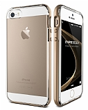 Verus Crystal Bumper iPhone SE / 5 / 5S Shine Gold K�l�f