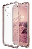 Verus Crystal Bumper LG G5 Rose Gold Kılıf