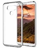 VRS Design Crystal Bumper LG G6 Silver Kılıf
