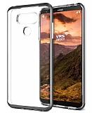 VRS Design Crystal Bumper LG G6 Dark Silver Kılıf