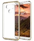 VRS Design Crystal Bumper LG G6 Gold Kılıf