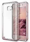 Verus Crystal Bumper Samsung Galaxy Note 5 Rose Gold Kılıf