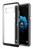 VRS Design Crystal Bumper Samsung Galaxy Note 8 Siyah Kılıf