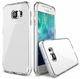 Verus Crystal Bumper Samsung Galaxy S6 Şeffaf Kılıf