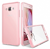 Verus Crystal MIXX Samsung Galaxy A7 Baby Pink Kılıf