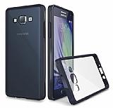 Verus Crystal MIXX Samsung Galaxy A7 Midnight Black Kılıf