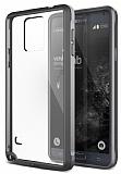 Verus Crystal MIXX Samsung Galaxy N9100 Note 4 Grey K�l�f