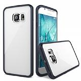 Verus Crystal MIXX Samsung Galaxy S6 Edge Midnigt Black Kılıf