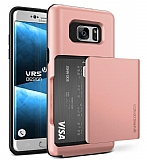VRS Design Damda Glide Samsung Galaxy Note FE Rose Gold Kılıf
