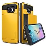 Verus Damda Slide Samsung Galaxy S6 Edge Special Yellow Kılıf