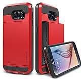 Verus Damda Slide Samsung i9800 Galaxy S6 Crimson Red Kılıf