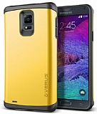 Verus Damda Veil Samsung N9100 Galaxy Note 4 Special Yellow K�l�f