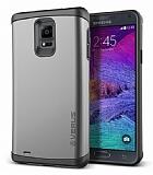 Verus Damda Veil Samsung N9100 Galaxy Note 4 Steel Silver Kılıf