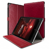 Verus Dandy Layered Leather iPad Pro 9.7 K�rm�z� K�l�f