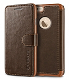 Verus Dandy Layered Leather iPhone 6 / 6S Kahverengi Kılıf