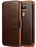 Verus Dandy Layered Leather LG G5 Kahverengi K�l�f