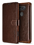 Verus Dandy Layered Leather LG V20 Kahverengi Kılıf