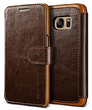 Verus Dandy Layered Leather Samsung Galaxy S7 Edge Kahverengi K�l�f