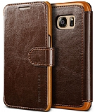 Verus Dandy Layered Leather Samsung Galaxy S7 Kahverengi Kılıf