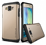 Verus Thor Series Hard Drop Samsung Galaxy A5 Shine Gold Kılıf