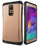 Verus Thor Series Hard Drop Samsung Galaxy N9100 Note 4 Copper Gold Kılıf