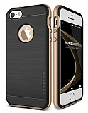 Verus High Pro Shield iPhone SE / 5 / 5S Shine Gold K�l�f