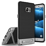 VRS Design High Pro Shield Samsung Galaxy Note 7 Light Silver K�l�f
