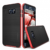 Verus High Pro Shield Samsung Galaxy S6 Edge Plus Crimson Red Kılıf
