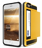 Verus iPhone 6 / 6S Damda Slide Special Yellow Kılıf