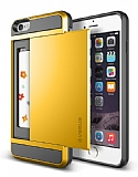 Verus iPhone 6 Plus / 6S Plus Damda Slide Special Yellow Kılıf