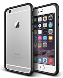 Verus Iron Bumper iPhone 6 / 6S Black + Titanium Kılıf