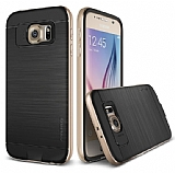 Verus Iron Shield Samsung Galaxy S6 Gold Kılıf